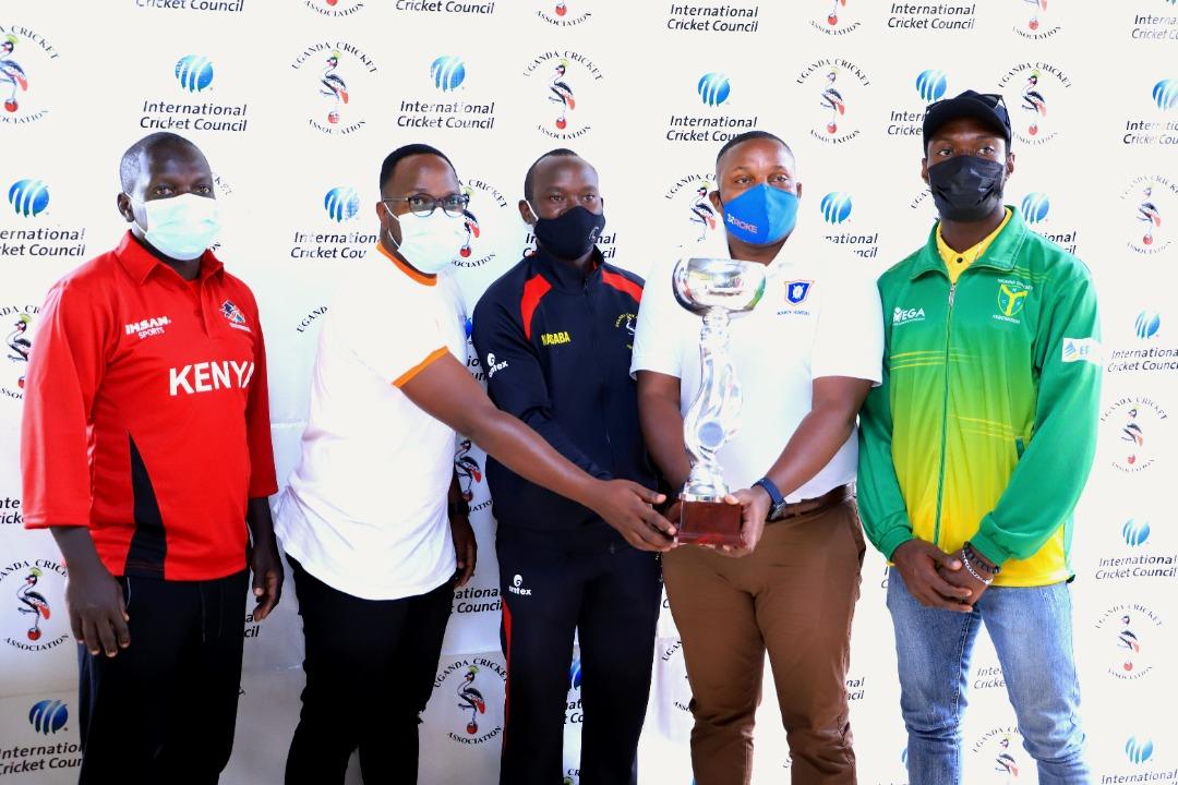 All set for Pearl of Africa T20 series between Uganda, Kenya and Nigeria