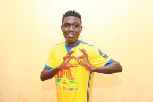 KCCA FC completes the signing of Proline FC forward Rogers Mato for an undisclosed fee