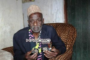 Read more about the article Express and Uganda Cranes legend Ibrahim Dafala passes on