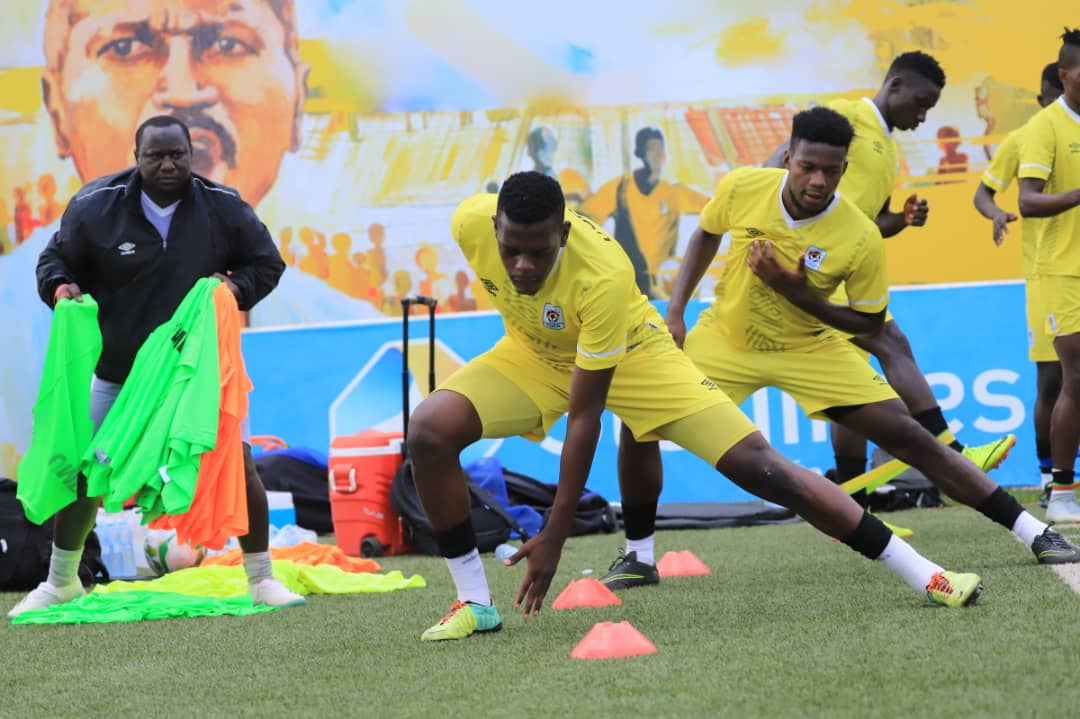 Read more about the article Patriotic Cranes ready to unleash fire on Rwanda's Amavubi Stars, says Micho
